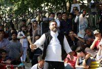 با اجرای محمدعلیجانی آهندانی: اجرای تاترآیینی دعای آفتاب جشنواره بین المللی مریوان