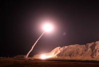 حمله موشکی سپاه به تروریستها در سوریه: انتقام موشکی و پهپادی سپاه در پاسخ به حادثه اهواز/ موشک ها از نوع ذوالفقار و قیام بودند+تصاویر و مشخصات